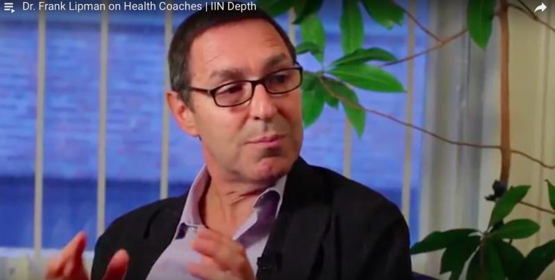Dr Frank Lipman on Health Coaches